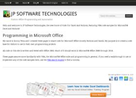 jpsoftwaretech.com