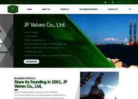 jpvalves.com