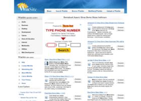 jquery-drop-down-menu.winsite.com