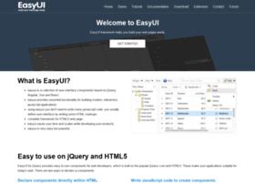 jquery-easyui.wikidot.com