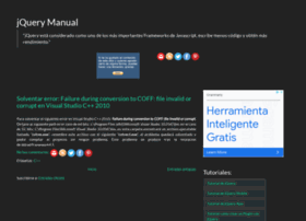 jquery-manual.blogspot.com