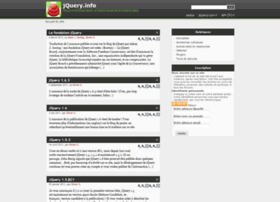 jquery.info