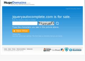 jqueryautocomplete.com