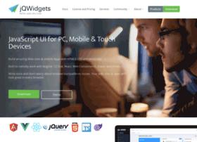 jqxwidgets.com