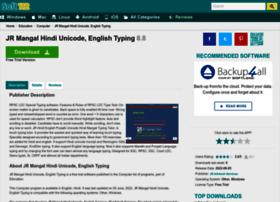 jr-hindi-typing-tutor.soft112.com