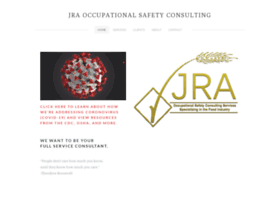 jraoccupationalsafety.com