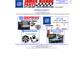 jrgmparts.com