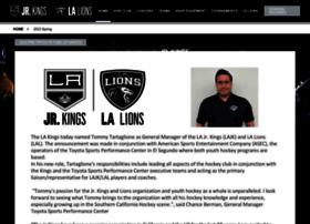 jrkingshockey.com
