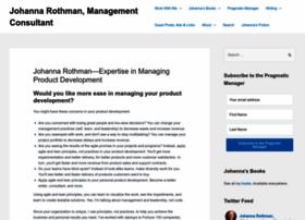 jrothman.com