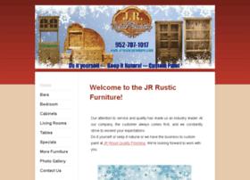 jrrusticfurniture.com