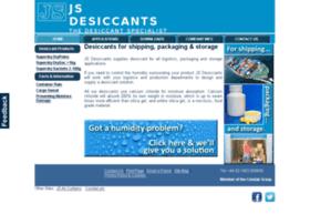 jsdesiccants.com