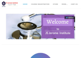jsjeromeinstitute.com