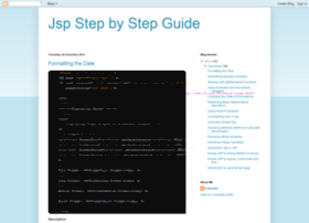 jspstepbystep.blogspot.in