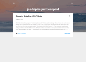 jss-tripler-justbeenpaid.blogspot.com