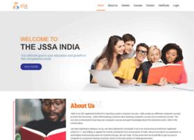 jssaindia.in