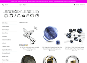 jswbodyjewelry.com