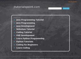 jtutorialspoint.com