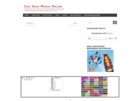 jual-gasa-murah-online.blogspot.com