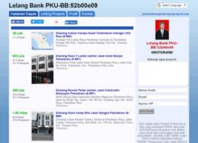 jualasetlelangbank.agenproperti.com