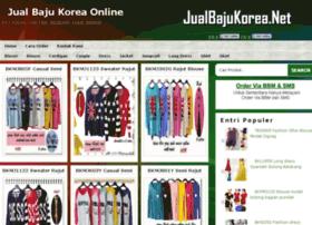 jualbajukorea.net