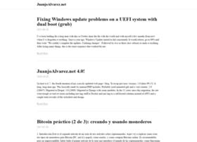 juanjoalvarez.net