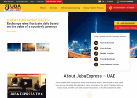 jubaexpress.com