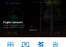 jubba-airways.com