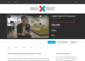 jubileeproject2014.causevox.com