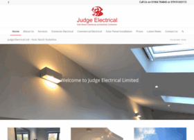 judgeelectrical.co.uk