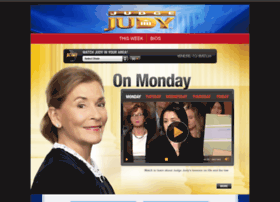 judgejudy.com
