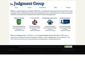 judgmentgroup.com