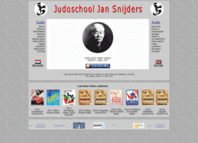 judo-snijders.nl