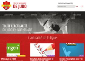 judonormandie.fr