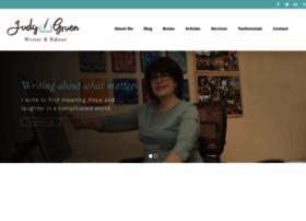 judygruen.com