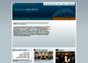 juedischeslebenberlin.org