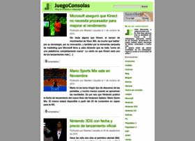 juegoconsolas.com