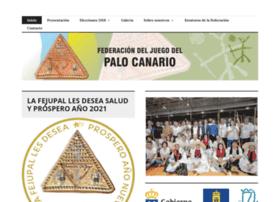 juegodelpalocanario.org