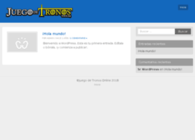 juegodetronosonline.net