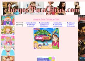 juegos-parachicas.com