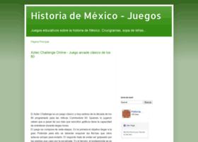 juegos.historia-mexico.info