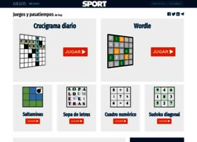 juegos.sport.es