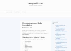 juegos4u.com