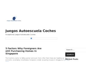 juegosautoescuelacoches.com