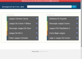 juegoscarros.mx