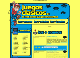 juegosclasicos.tv