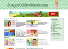juegoscuidarabebes.com