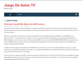 Juegosdeautos.tv