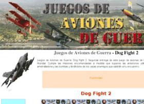 juegosdeavionesdeguerra.com