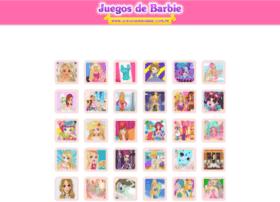 juegosdebarbie.com.pe