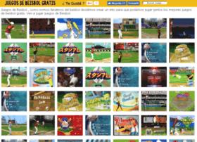 juegosdebeisbolgratis.com